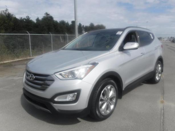 2015 Hyundai Santa Fe Sport Limited 2.0T AWD