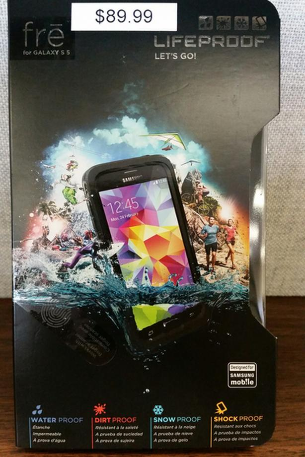 SAMSUNG Galaxy 5S WATERPROOF CASE