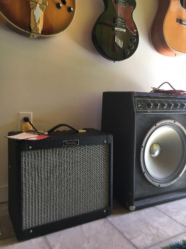Fender Blues Jr All Tube Guitar Amp Esquimalt & View Royal