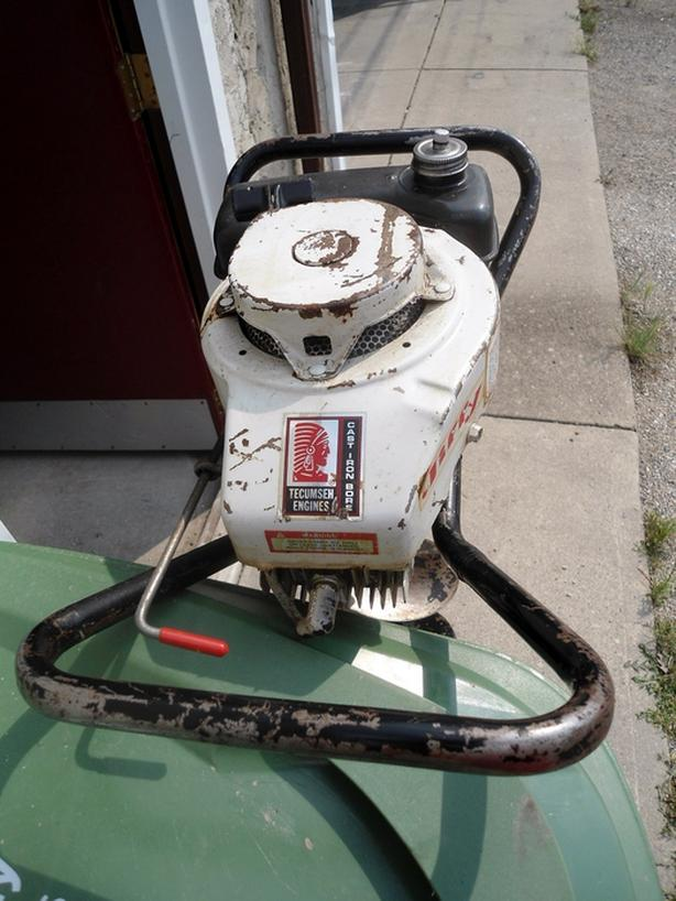 JIFFY ICE AUGER North East, Calgary - MOBILE