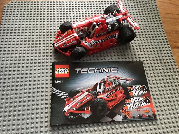 Lego Technic 42011 Race Car Esquimalt View Royal Victoria