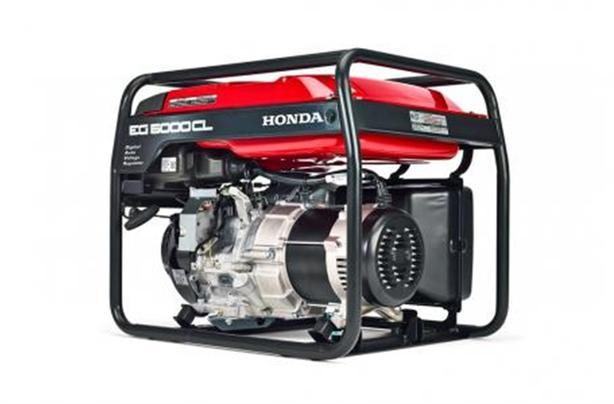 2018 Honda Economy 5000 - EG5000C