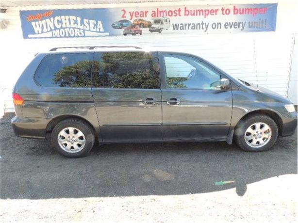 Marvelous 2003 Honda Odyssey 2YEAR ALMOST BUMPER TO BUMPER WARRANTY I