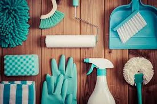 Cleaning and elderly care