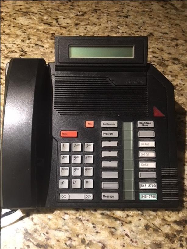 $100 · Nortel M5316 Centrex phones