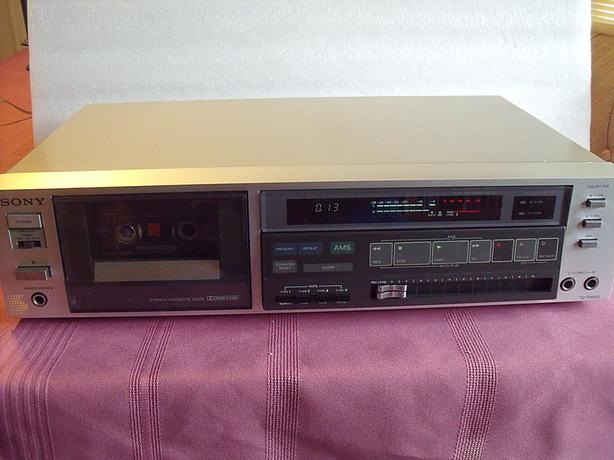 SONY stereo cassette deck TC-FX600 great condition