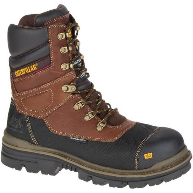 Mens Cat Thermostatic work boot