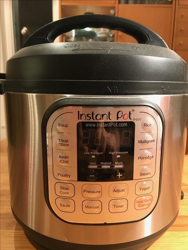 Instant Pot 6 Quart IP-DUO60