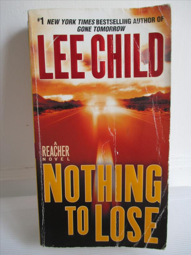 Paperback Books by Lee Child