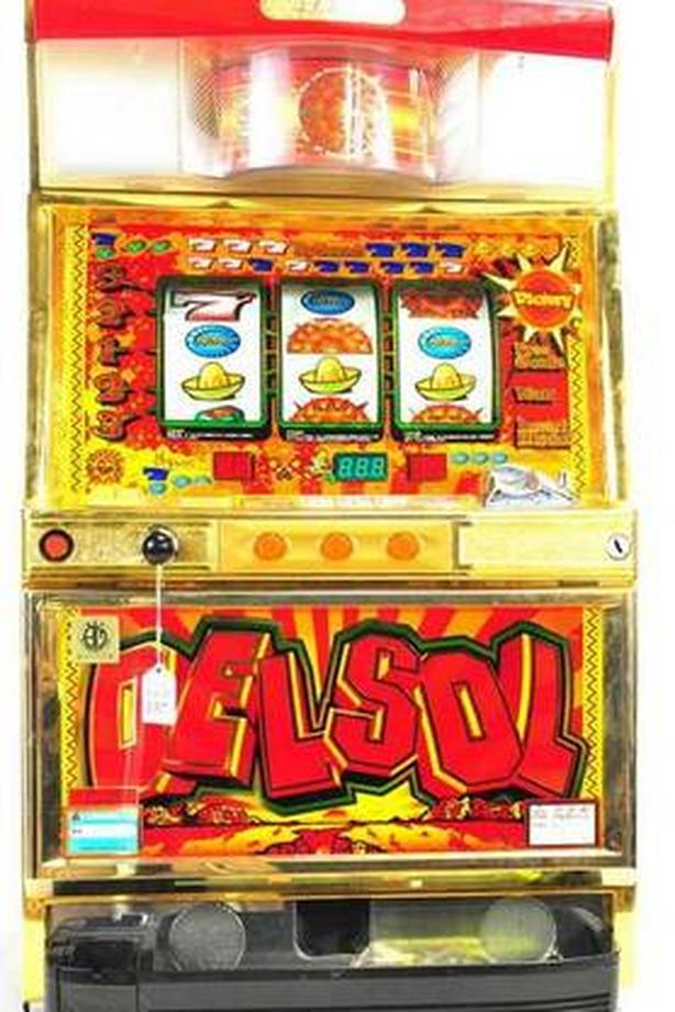 Eleco DELSOL Slot Machine 416 (9390777)