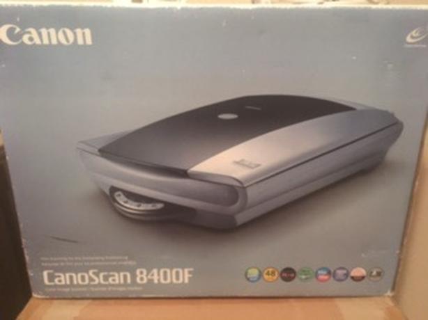 Canon CanoScan 8400F scanner Esquimalt & View Royal, Victoria