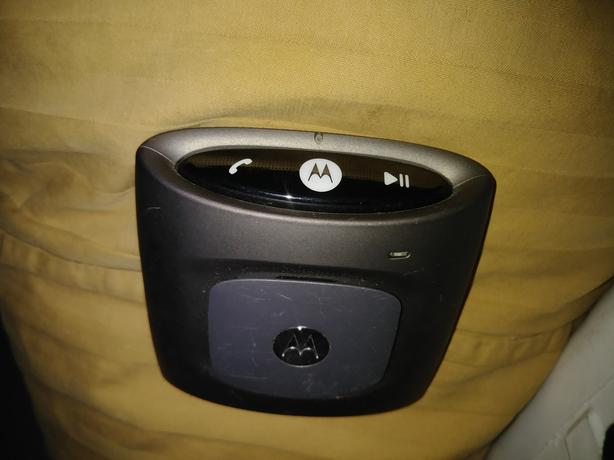 Motorola bluetooth speakerphone