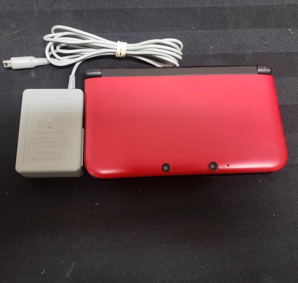 Red Nintendo 3DS XL System Saanich, Victoria