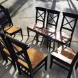 True North Solid Wood Dining Chairs