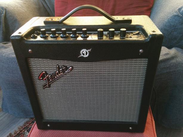  Log In needed $95 · Fender Mustang 1 v2 modeling amplifier