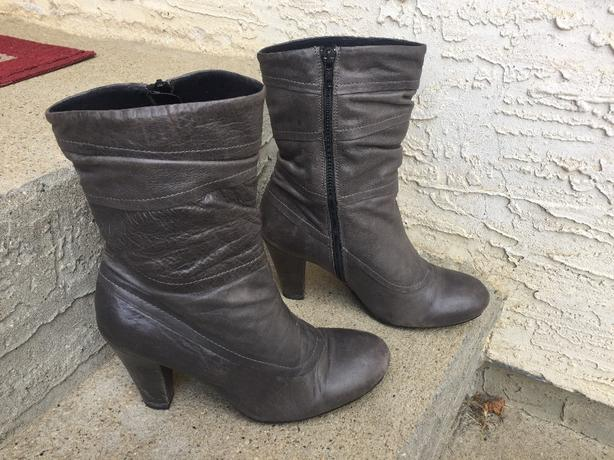 1a063653029 Steve Madden - Mid calf leather boots North Regina