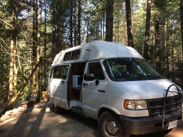  Log In needed $4,000 · Dodge Ram Camper Van