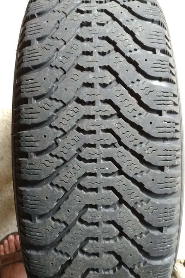 Goodyear Nordic Winter Tire >> Log In Needed 75 Goodyear Nordic 205 55r16 Winter Tires And Rims Off A Mazda 3