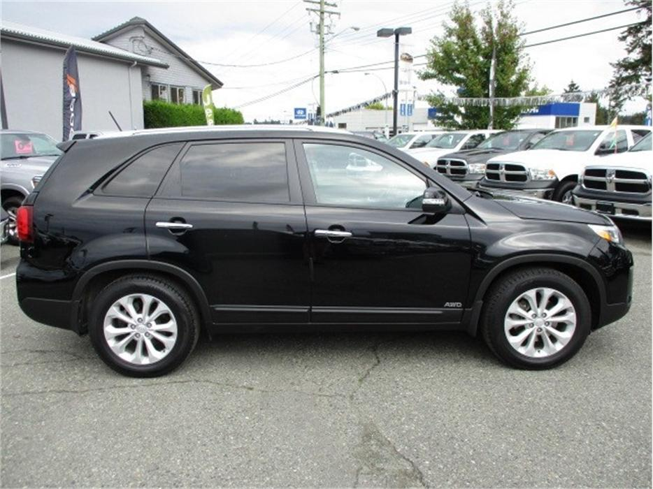 Kia Thunder Bay >> 2015 Kia Sorento EX One Owner No Accidents Outside Alberni Valley, Alberni