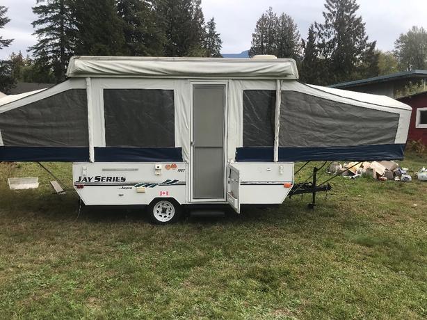 2006 tent trailer