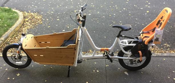Yuba Supermarche Cargo Bike - SALE!
