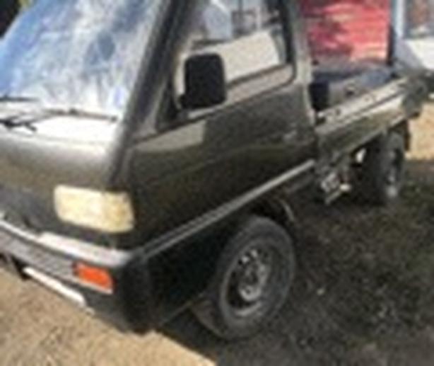 1992 Suzuki Mini Truck