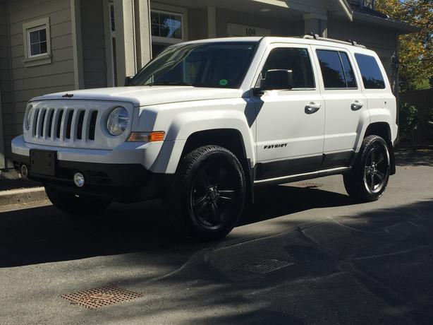 Lifted Jeep Patriot >> Reduced Again 2011 Jeep Patriot North Edition 4x4 Lifted