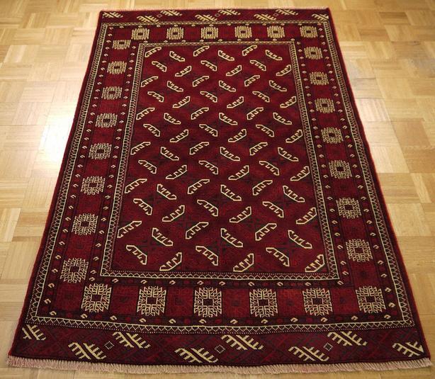 """Persian Balutch Carpet 6'6"""" x 4'2"""""""