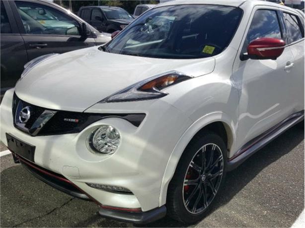 2016 Nissan Juke S/SV/SL/NISMO
