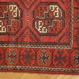 "Persian Balutch Area Rug 6'8"" x 3'4"""