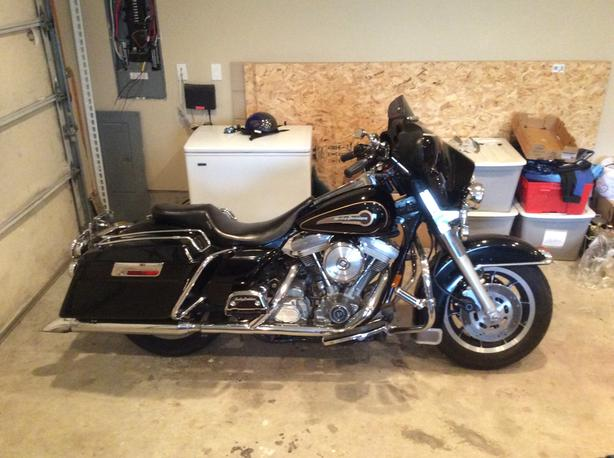 FOR-TRADE: 1996 Electra Glide