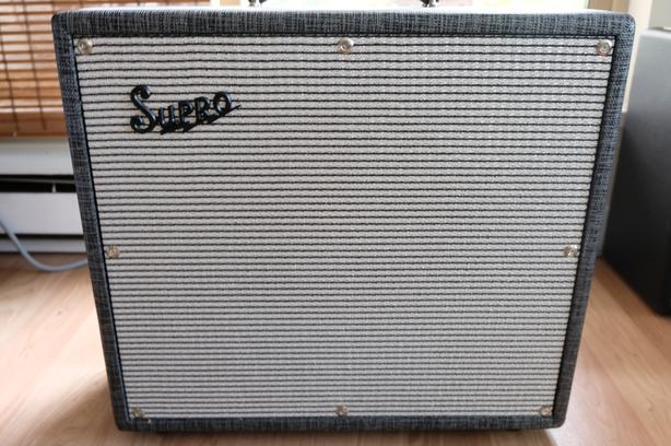  Log In needed $1,500 · Supro Black Magick 1695T Amp