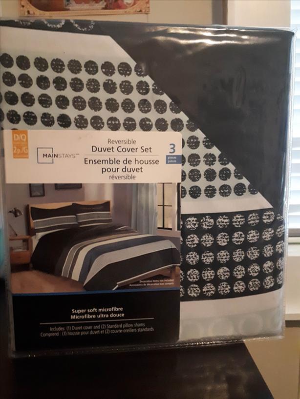 brand new duvet cover-double