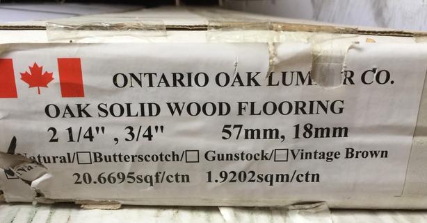 Hardwood Flooring For Sale