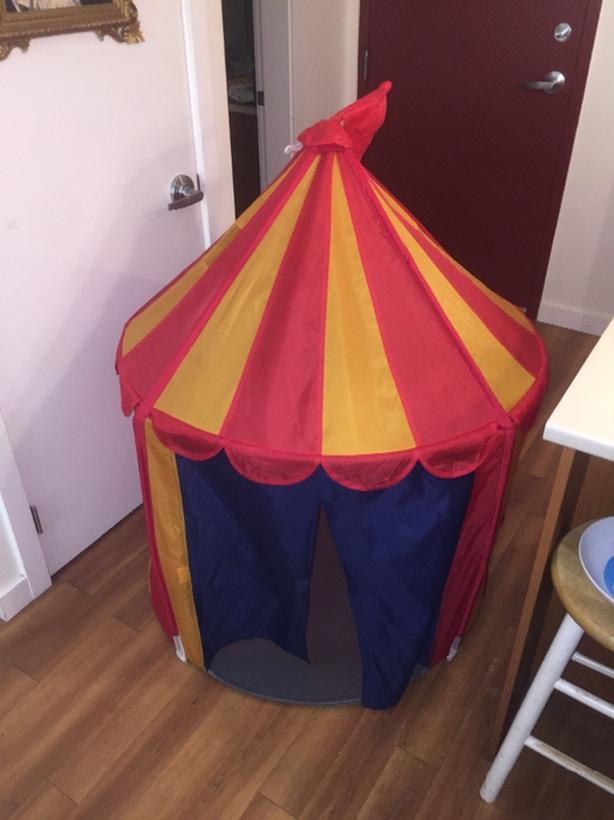 new concept fd19d 15d39  Log In needed $10 · Ikea Cirkustält - Kids Circus Tent