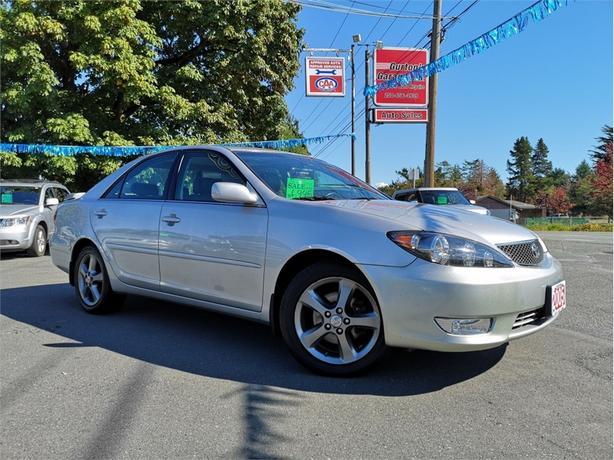 2005 Toyota Camry Se V6 Outside Cowichan Valley Cowichan