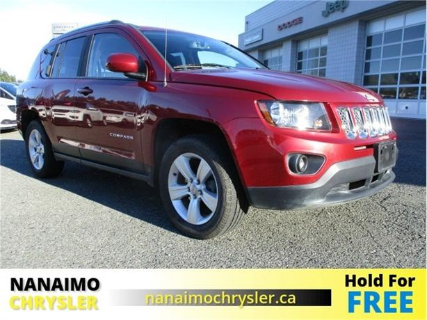 2014 Jeep Compass North 4x4 BlueTooth