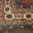 "Afghan Kazak Area Rug 9'11""x6'8"""