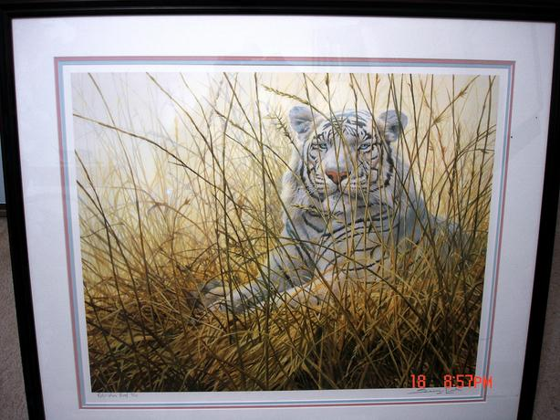 Dawn Majesty Lithograph Limited Edition Print