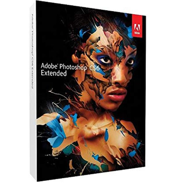 Adobe Photoshop CS6 Extended (Win/Mac)