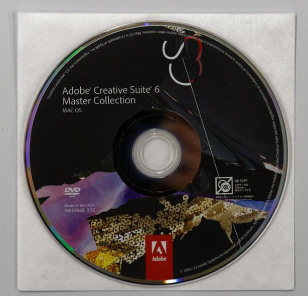 Adobe Creative Suite 6 (CS6) Master Collection (Wi