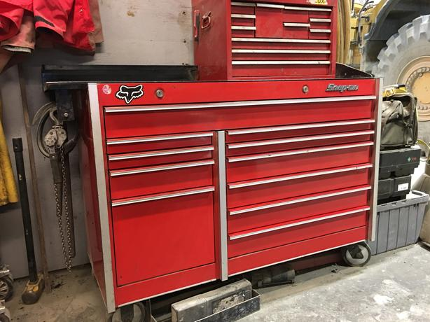 Snap-on KRL 761 tool box