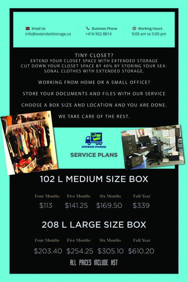 Tiny Closet?Extend Your Closet Space with Extended Storage