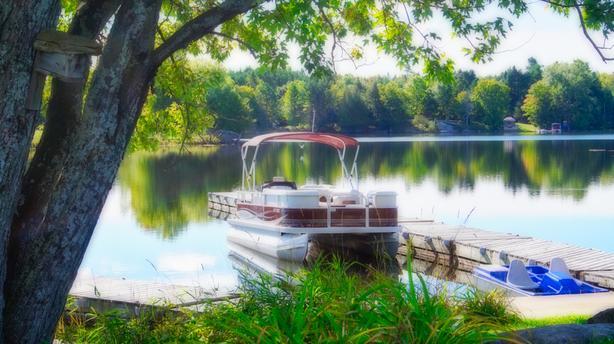 Lake Manitouwabing Tshirt, NEW, great for anyone to enjoy!