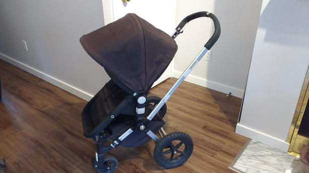 Log In Needed 300 Bugaboo Frog Stroller With Skateboard Attachment For A Second Child