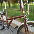 Supercycle Raleigh Twenty Folding 3-speed bike