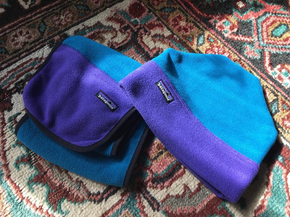Patagonia Synchilla Scarf and Alpine Hat (L XL) Victoria City cfe66a6cb86