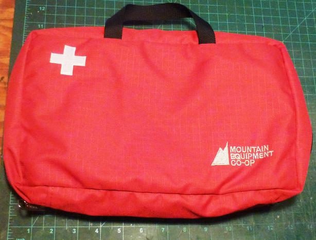 MEC First Aid Kit (partially stocked) Victoria City, Victoria