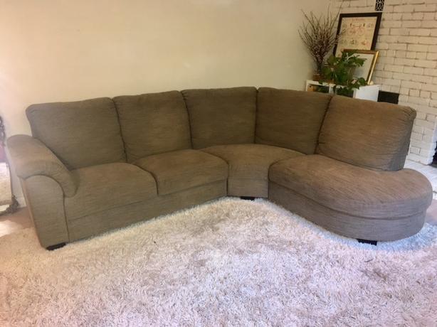 Ikea Tidafors Corner Sofa - like new!