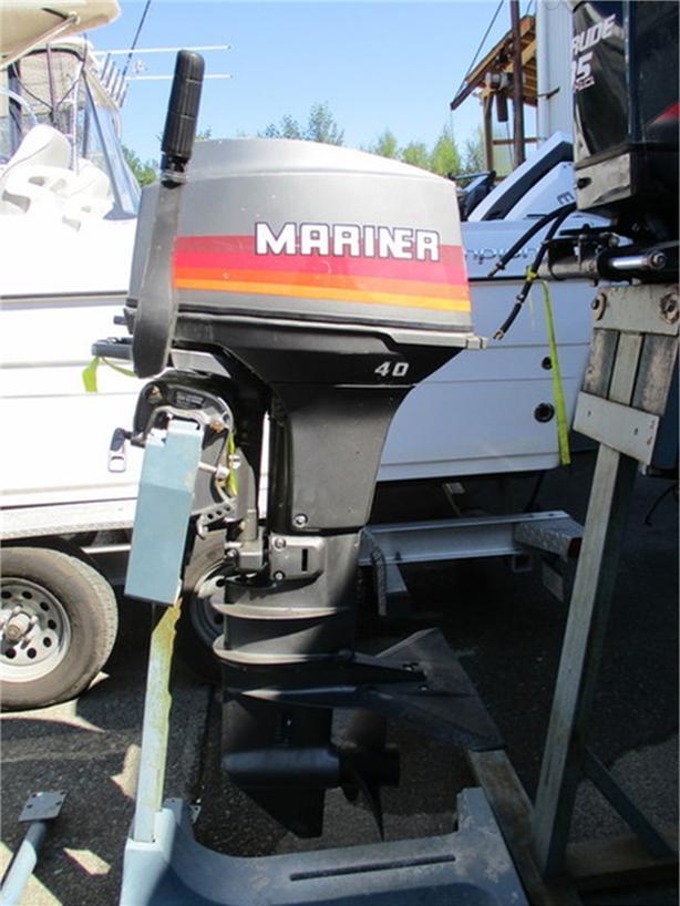 1989 Mariner 40ML 6E9L